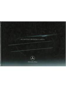 Catalogue Mercedes Roadsters SL , SL 500 & sl 55 amg