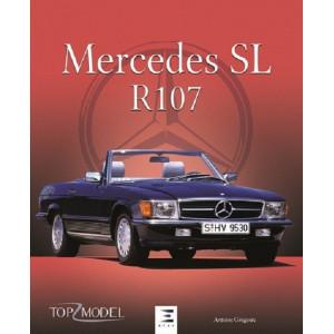 MERCEDES SL R107 / Antoine Grégoire / Editions ETAI-9791028301446