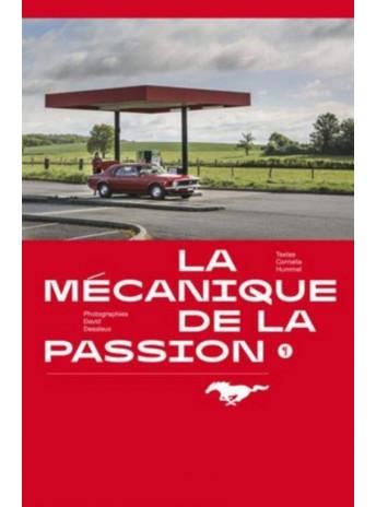Mustang La mécanique de la passion/Cornelia Hummel / Edition LIBEL-9782917659823