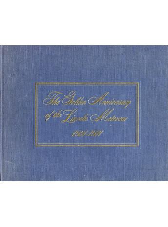 LINCOLN, The golden anniversary 1921-1971 / Automobile Quarterly