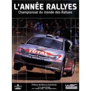 L'Année Rallyes 2002 / Philippe Joubin / Edition Chronosports-9782847070101