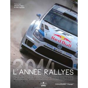 9782847071795-L'Année Rallyes 2014 / Jérôme Bourret / Edition Chronosports