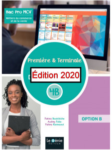 Bloc de compétences 4B Option B / Edition Le Génie / AP294-9782375637159