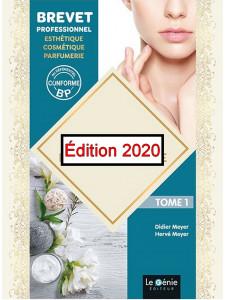 Vie et gestion de l'entreprise Tome 1 BP Esthétique / Edition Le Génie / AP318-9782375637562