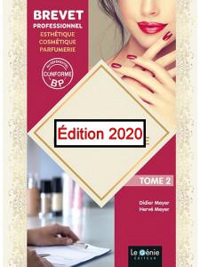 Vie et gestion de l'entreprise Tome 2 BP Esthétique / Edition Le Génie / AP319-9782375637586