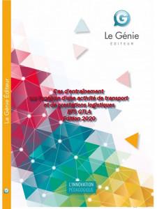 Cas d'entraînement BTS GTLA / Edition Le Génie / AP322-9782375637449