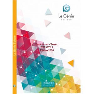 Études de cas Tome 1 BTS GTLA / Edition Le Génie / AP313-9782375637463