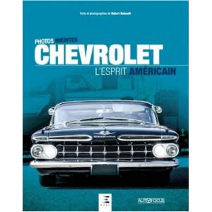 CHEVROLET L'ESPRIT AMERICAIN / HUBERT HAINAULT / ETAI / 9791028304164
