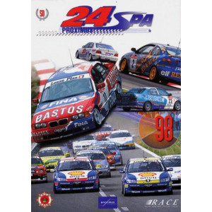 PROXIMUS 24 HOURS OF SPA 1998 / Editeur Gsn