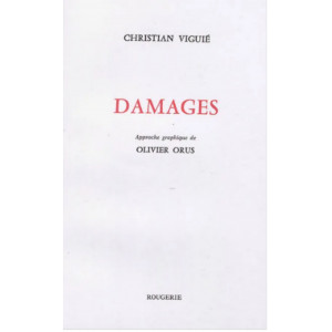 Damages / Christian Viguié / Edition Rougerie