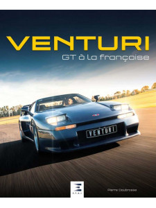 VENTURI / Pierre DAUBROSSE / Edition ETAI-9791028304287