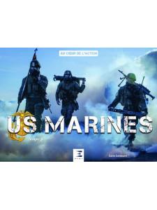 LES MARINES au COEUR DE L 'ACTION / Colin COLBOURN / Edition ETAI-9791028304522