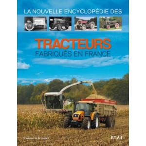 9782726895962-Encyclopédie des tracteurs fabriqués en France / Christian Descombes / Edition ETAI