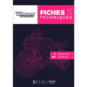 RECUEIL FICHET TECHNIQUE RMT / Les Marques de M à Y / Tome 2 / ETAI / 9791028308209