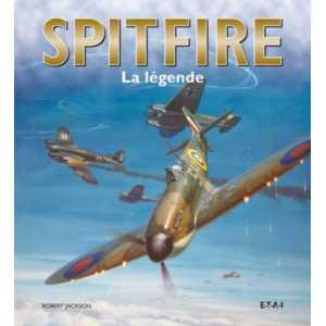 9782726895672-Spitfire - La légende / Robert Jackson / Edition ETAI