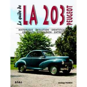 Guide Peugeot 203 - 9782726893845