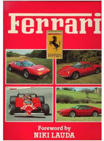 FERRARI / Foreword by NIKI LAUDA / COLOUR LIBRARY /9780517376911