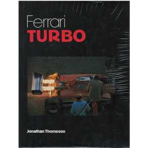 FERRARI TURBO / Jonathan Thompson / Osprey  / 9780850454659