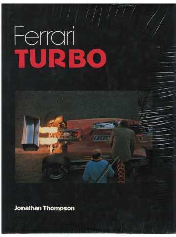 FERRARI TURBO / Jonathan Thompson / Osprey  / 9780850454659