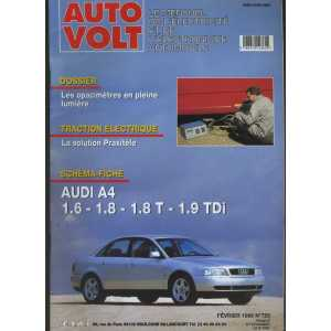 ELECTRONIQUE Audi A4 1995-1996