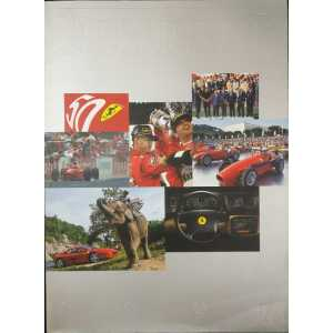 ALBUM FERRARI 1997 / YEARBOOK 1997/ ANNUARIO 1997