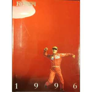 ALBUM FERRARI 1996 / YEARBOOK 1996 / ANNUARIO 1996