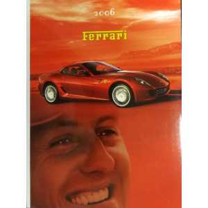 ALBUM FERRARI 2006 / YEARBOOK 2006 / ANNUARIO 2006