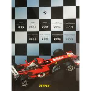 ALBUM FERRARI 2003 / YEARBOOK 2003 / ANNUARIO 2003