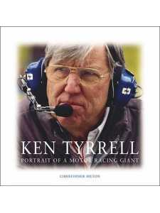 Ken Tyrell The Man and His Cars / Christopher Hilton / Haynes-9781859608852