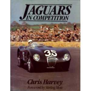 Jaguars in Competition / Chris Harvey / Osprey Publishing-9780850453232