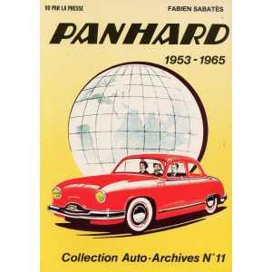 PANHARD 1953-1965 / Collection Auto Archives N°11 / Fabien SABATES-2907265172