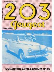 PEUGEOT 203 1948-1960 / Collection Auto Archives N°15 / Fabien SABATES-2869220170