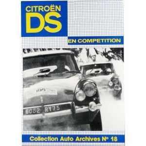 CITROEN DS EN COMPETITION / Collection Auto Archives N°18 / Fabien SABATES-2869220006