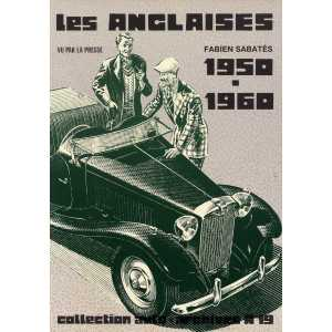 LES ANGLAISES 1950-1960
