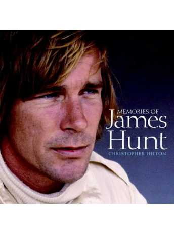 Memories of James Hunt / 9780922335381 -Christopher Hilton / Édition Haynes