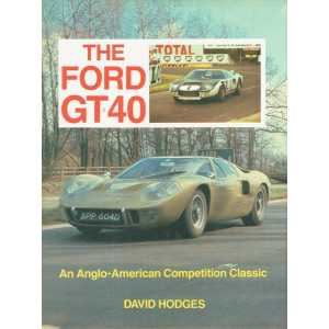 Ford Gt40-9780900549915