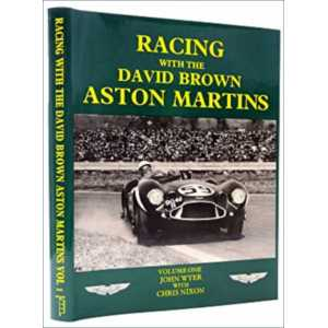 Racing with the David Brown Aston Martins-9780851840369