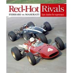 Ferrari Vs Maserati 9781844254125, Red-Hot Rivals