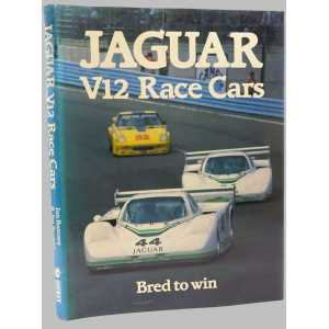 Jaguar 9780850456806 V12 Race cars