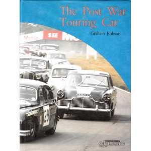 The Post war Touring Car-9780854292257