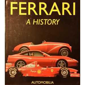 Ferrari A History 9788879600408  / Bruno Alfieri