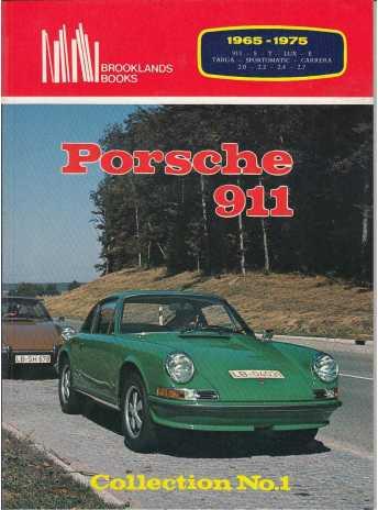 9780907073123 Porsche 911, 1965-1975