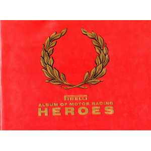 Pirelli album 9781852838843 of motor racing heroes