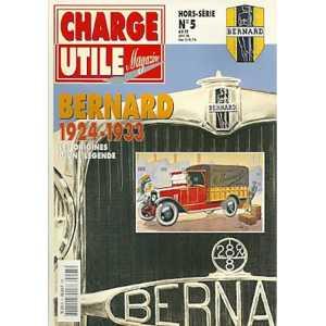 Camions BERNARD 1924-1933