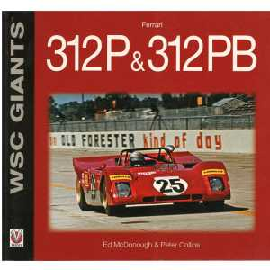 FERRARI 312P & 312PB / WSC GIANTS / 9781845842598