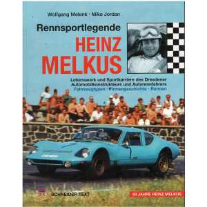 Rennsportlegende Heinz Melkus / 9783768857925