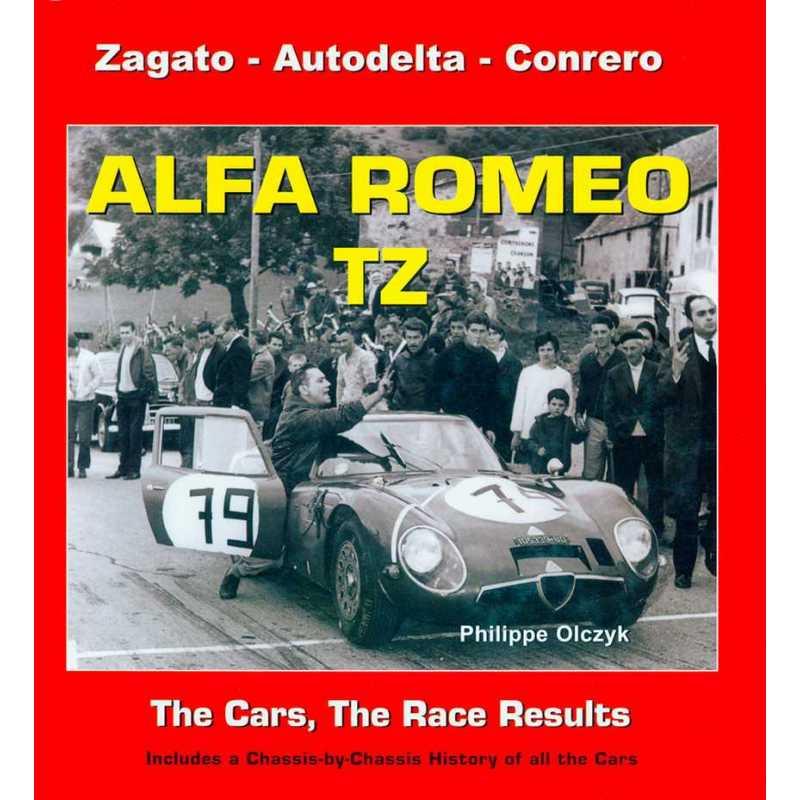ALFA ROMEO TZ 9789952800210