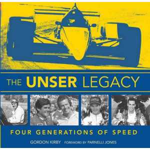 9780760320402 The Unser Legacy