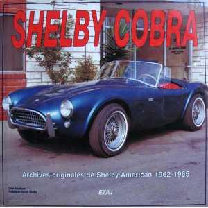 Shelby Cobra 9782726882375