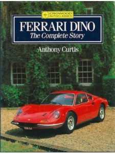 Ferrari Dino 9781852233280  The Complete Story